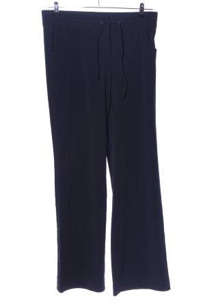 Orwell Pantalon Marlene bleu style décontracté