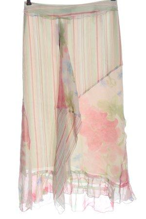 Orwell Maxi Skirt flower pattern casual look