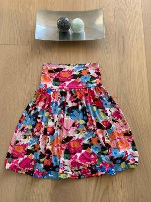 Orwell Balloon Skirt multicolored