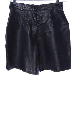 Orwell Shorts schwarz Casual-Look