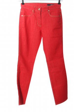 Orwell Slim Jeans rot Casual-Look