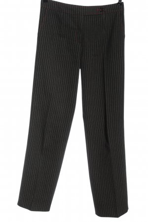 Orwell Jersey Pants flecked casual look