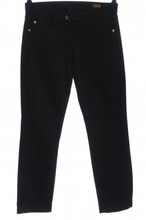Orwell Straight-Leg Jeans schwarz Casual-Look