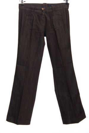 Orwell Straight-Leg Jeans braun Casual-Look