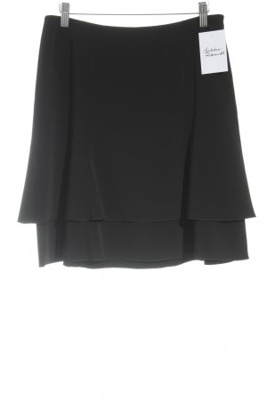 Orwell Broomstick Skirt black classic style
