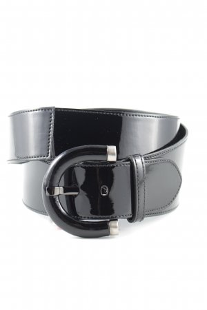 Orwell Waist Belt black casual look