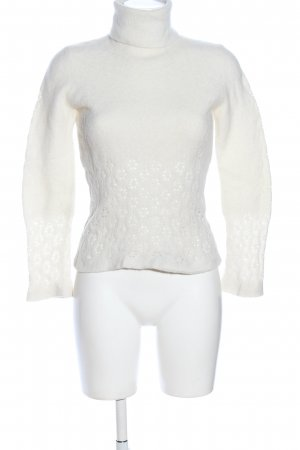 Orwell Wollpullover weiß Casual-Look