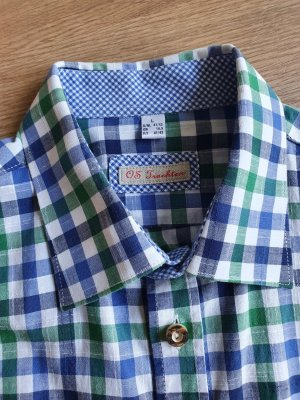 OS Trachten Traditional Shirt multicolored