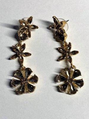 Oscar de la renta Ear stud gold-colored metal