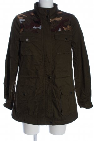 Osey Parka cachi stile casual