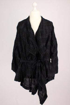 Oska Cardigan schwarz Größe L