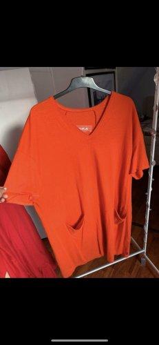 Oska Kleid orange gr 3