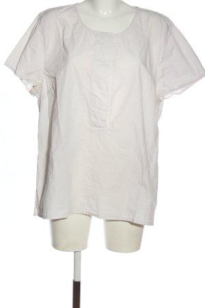 Oska Short Sleeved Blouse light grey business style