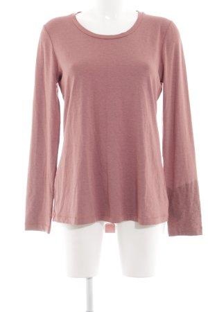 Oska Longsleeve pink Farbverlauf Casual-Look