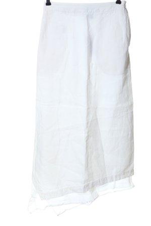 Oska Midi Skirt white casual look