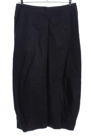 Oska Pantalone palazzo nero stile casual