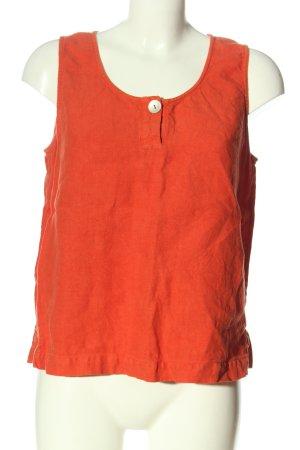 Oska Boatneck Shirt red casual look