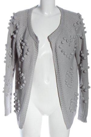 Osley Cardigan grigio chiaro stile casual