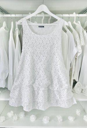 Osley Lace Dress white