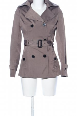 Osley Trenchcoat hellgrau Casual-Look