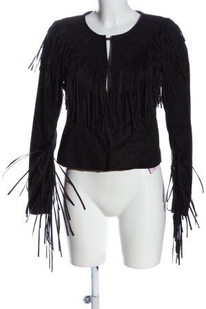 Osley Between-Seasons Jacket black casual look
