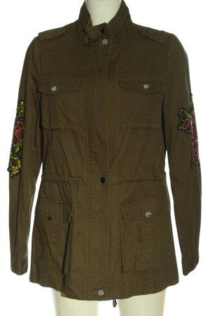 Osley Between-Seasons Jacket khaki casual look
