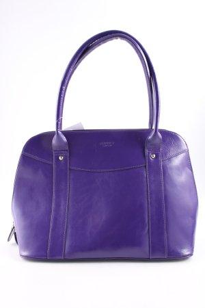 Osprey Handtasche lila Casual-Look
