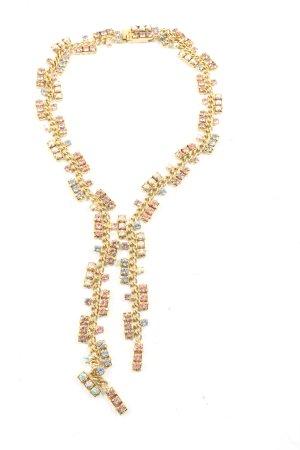 Otazu Collier veelkleurig glitter-achtig