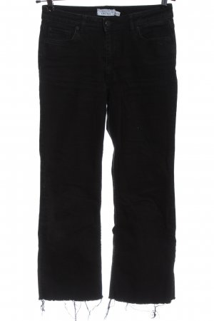 & other stories Jeans a 3/4 nero stile casual