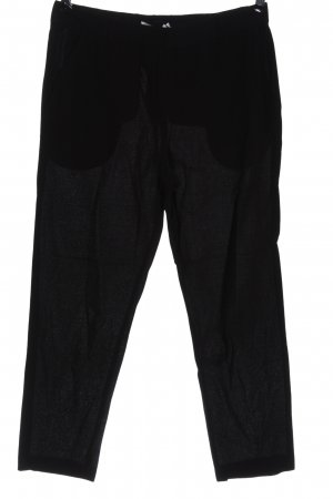& other stories 7/8-Hose schwarz Casual-Look