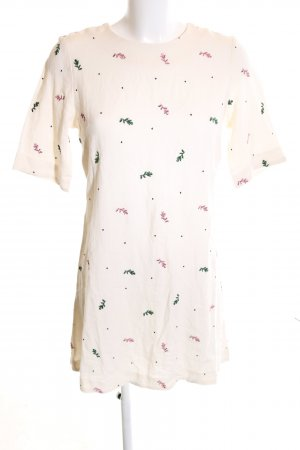 & other stories A-Linien Kleid Animalmuster Casual-Look