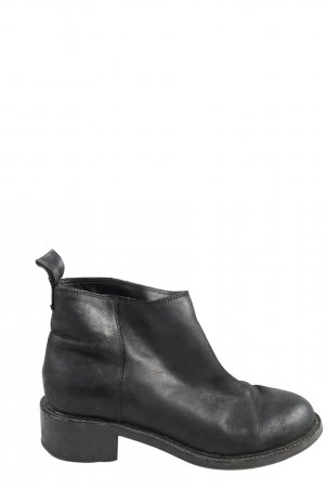 & other stories Ankle Boots schwarz Business-Look