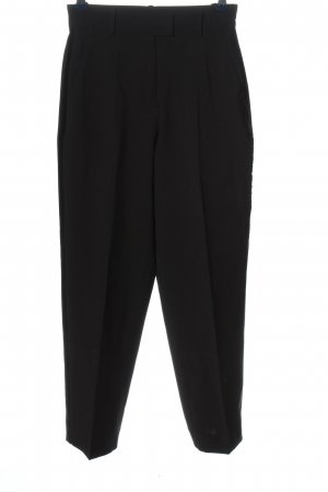 & other stories Suit Trouser black mixture fibre