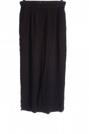 & other stories Baggy Pants schwarz Casual-Look