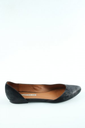 & other stories Ballerinas with Toecap black casual look