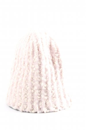 & other stories Beanie pink casual look