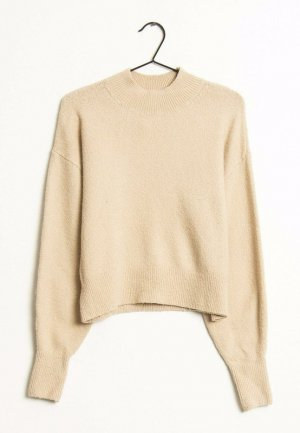 & Other Stories Beige Pullover Gr S