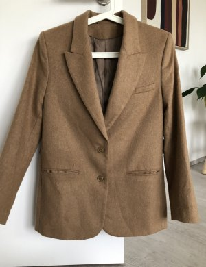 & other stories Wollen blazer camel
