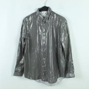&other stories Bluse Gr. 34 silber grau oversized (20/03/233*)