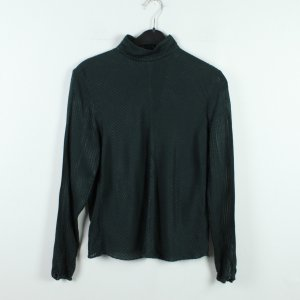 & other stories Transparent Blouse forest green