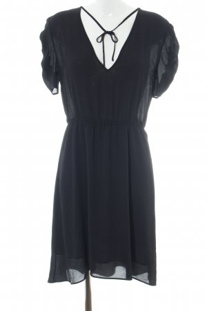 & other stories Blusenkleid schwarz Casual-Look