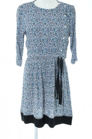 & other stories Blusenkleid Allover-Druck Casual-Look