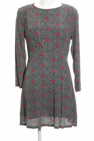 & other stories Blusenkleid Sternenmuster Casual-Look