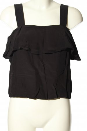 & other stories Blouse Top brown casual look