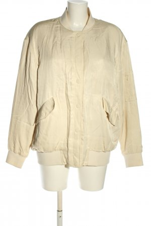 & other stories Bomberjacke creme Casual-Look