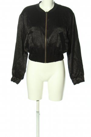 & other stories Bomber Jacket black casual look