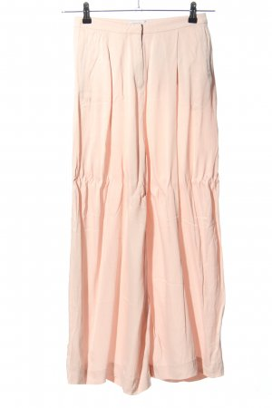 & other stories Bundfaltenhose pink Casual-Look