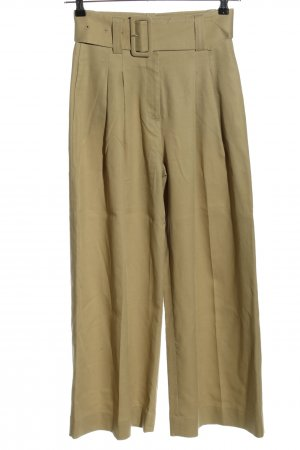 & other stories Bundfaltenhose creme Casual-Look