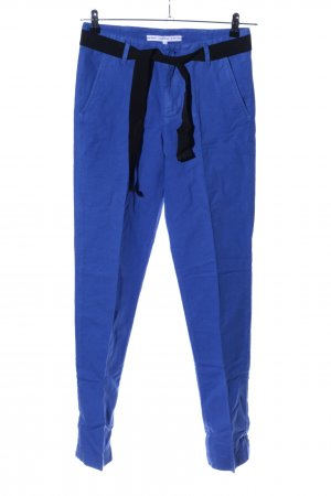 & other stories Bundfaltenhose blau Casual-Look