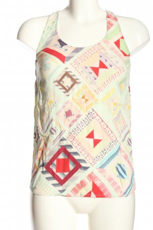 & other stories Camisole volledige print casual uitstraling